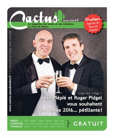 Jean Piépié et Roger Pidgel, une rencontre qui détonne