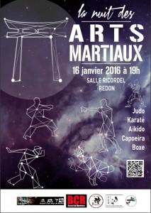 Nuits des arts martiaux