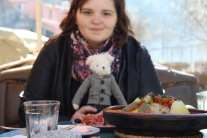 Au Maroc avec Eva : les aventures de Poupougne