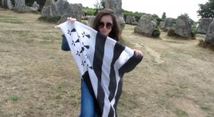 Des selfies vidéos pour dire… « come to Brittany ! »