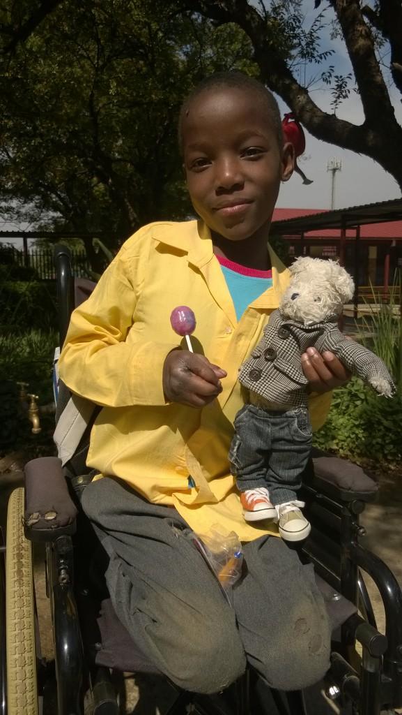 En Afrique du sud avec Poupougne