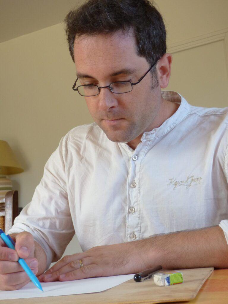 Ernesse, illustrateur pour Cinéfilous
