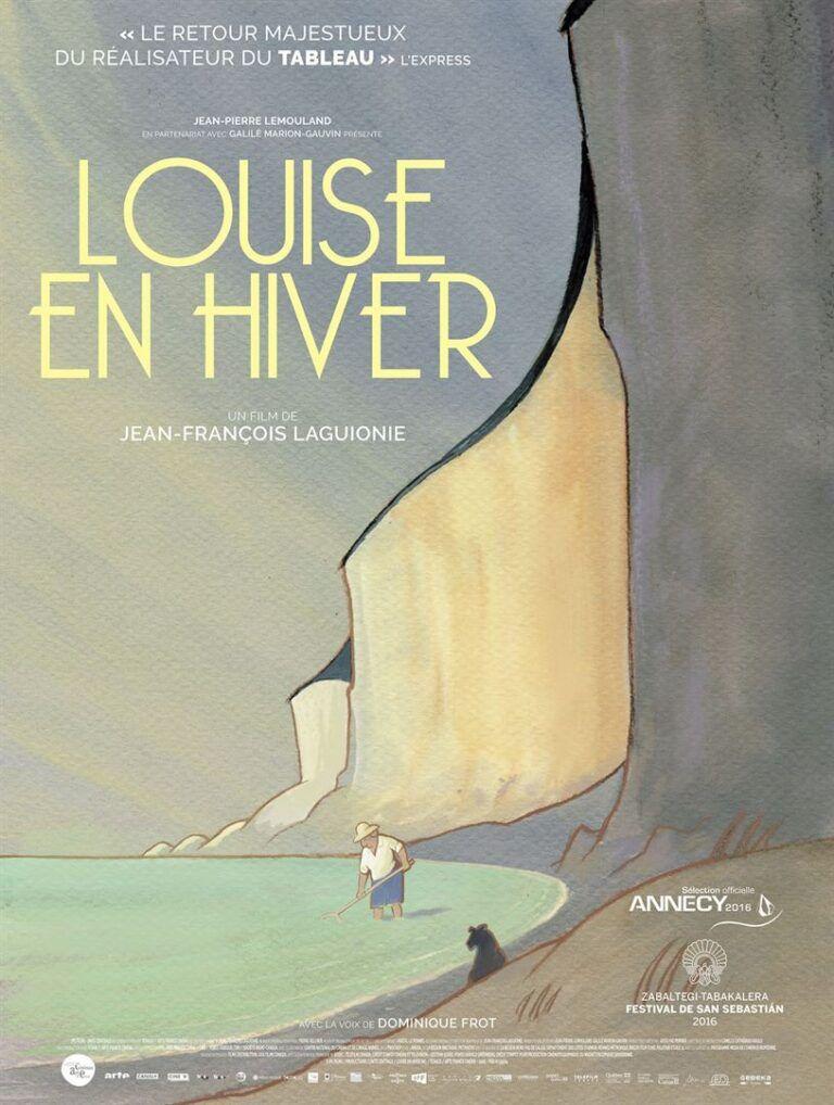 Louise en hiver, le film d'animation à l'honneur au Cinémanivel