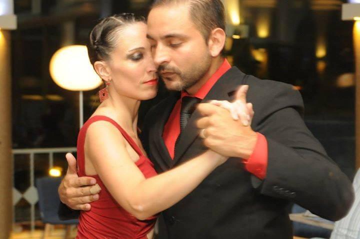 rencontre un danseur de Tango