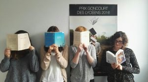 Le Goncourt des lycéens, ils aiment !