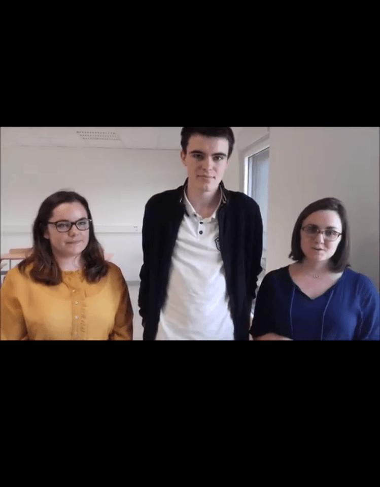Initiative : un appel au vote de trois étudiants Redonnais