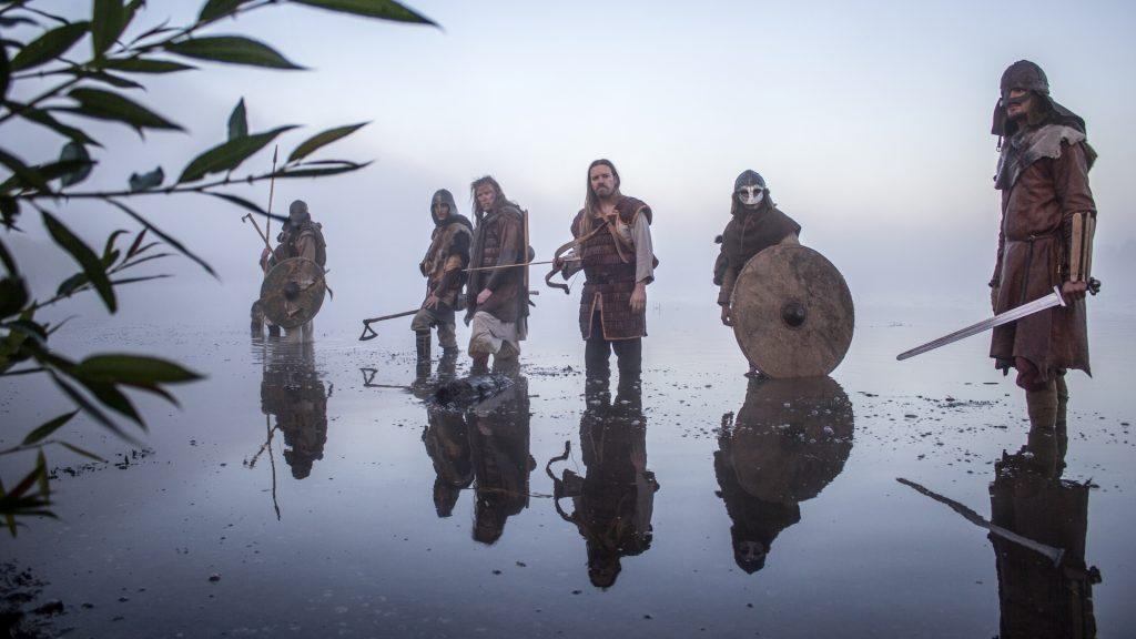 Les vikings à Rieux… Rencontre avec leur chef Hasten