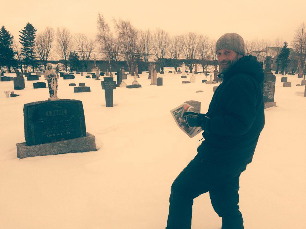 Le chanteur redonnais Paul Lucien sur les traces de Michel Saindon au Canada