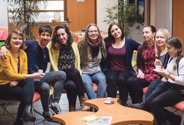 Services volontaires européens
