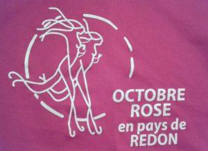 Octobre Rose en Pays de Redon 2018