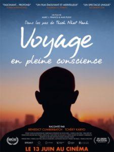 Projection du film ''Voyage en pleine conscience'' et ciné-débat @ Ciné Manivel