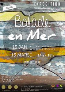 """Exposition """"Balade en mer"""" @ La Passerelle   La Gacilly   Bretagne   France"""