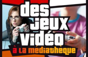 Jeux vidéo @ Médiathèque Jean-Michel Bollé