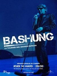 Bashung au cinéma - la tournée des grands espaces @ Ciné Manivel