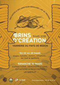 Initiation au tressage jardin @ Maison Nature et Landes