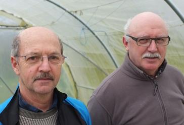 Jean-Yves Lunel et Alain Richard