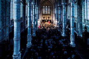 Exposition : Musicales de Redon, le festival dans tout ses états @ Médiathèque Jean-Michel Bollé