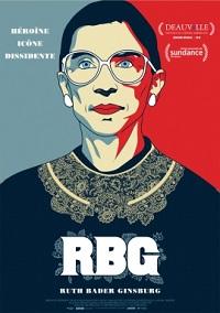 """""""RBG"""" : 2 séances dans le cadre du cycle """"Portraits de femmes"""" @ Ciné Manivel"""