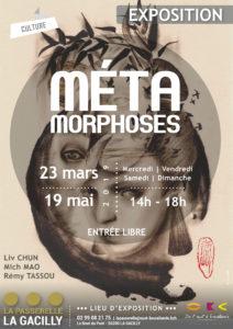"""Exposition """"Métamorphoses"""" @ La Passerelle"""