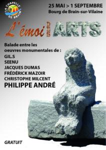 Festival L'émoi des Arts @ Bourg de Brain sur Vilaine