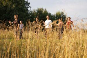 Initiation et découverte du tai-chi @ Jardin du noisetier