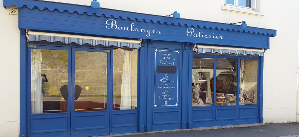 Boulangerie Guilbaud Fabrice