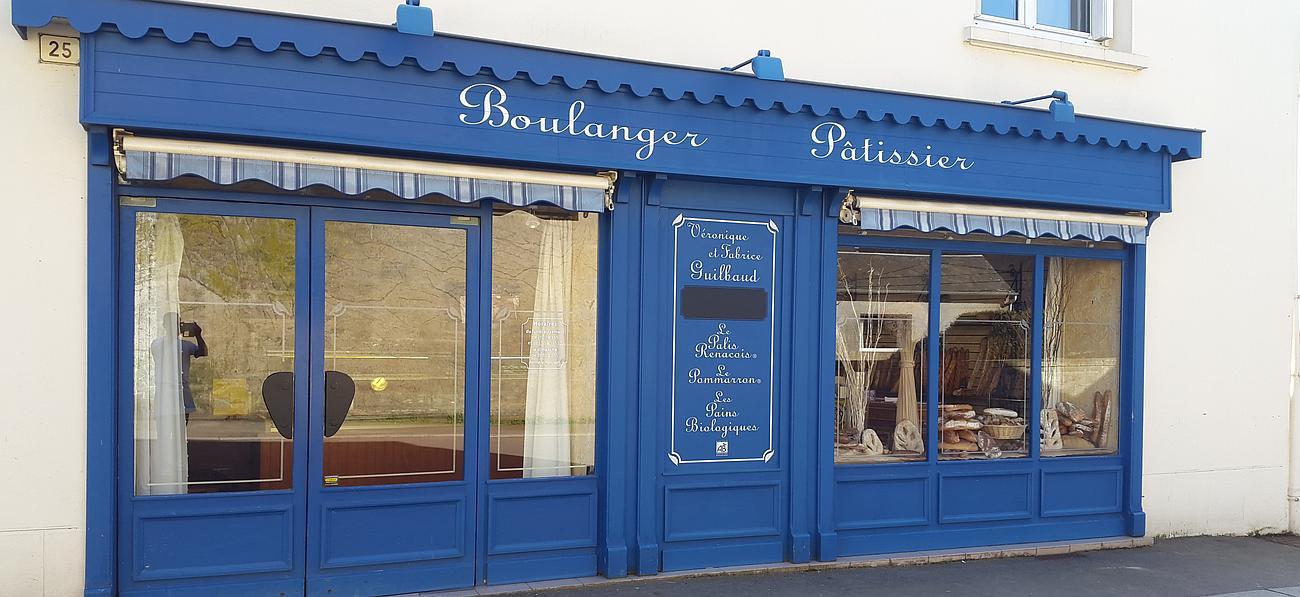 Capture Boulangerie Guilbaud Fabrice