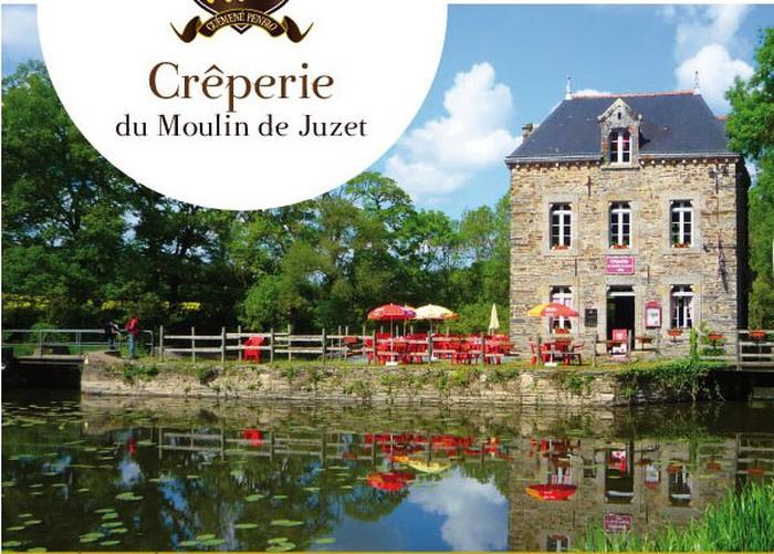 Crêperie du Moulin de Juzet