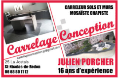 Carrelage Conception (Carreleur)