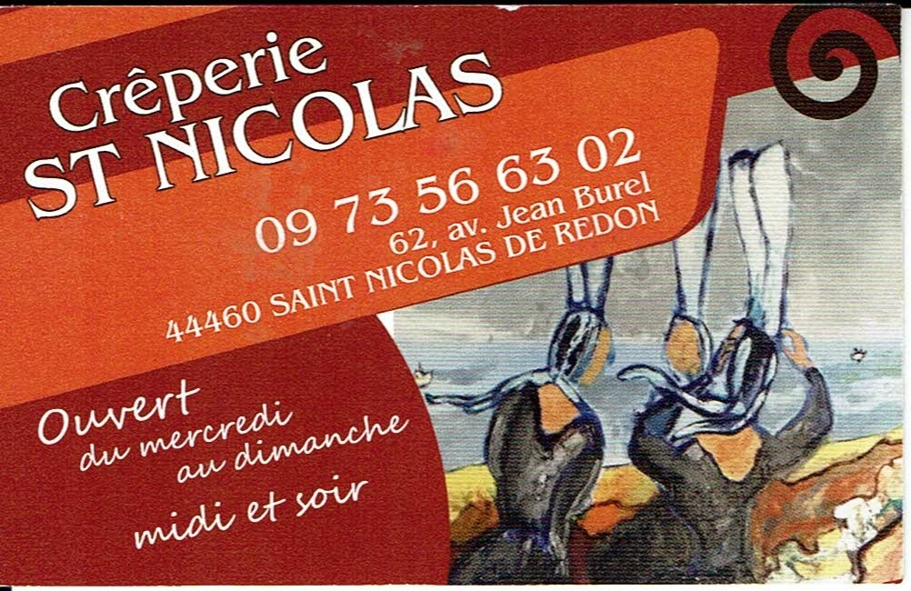 Crêperie St Nicolas