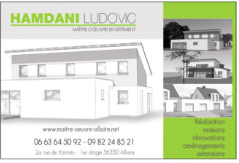 Ludovic hamdani maison rénovation maître d'oeuvre