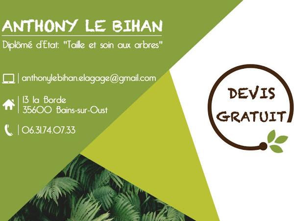 Anthony Le Bihan (Elagage)
