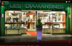 Les Diamantines