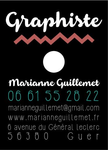 Marianne Guillemet (Graphiste)