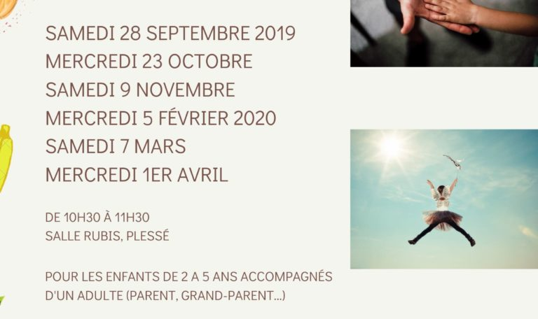 Atelier danse duo parent-enfant @ ZED
