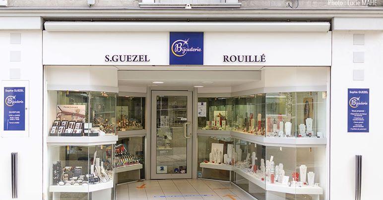 Bijouterie Guezel - rouillé