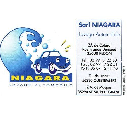 Niagara lavage auto