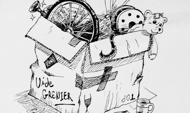Vide-grenier @ Complexe Sportive Petit Breton