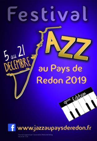 "Festival Jazz ""Organ Trio"" @ Manivel'cinéma"