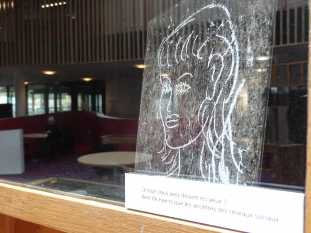 Exposition Les dessins Clandestins en pays de Redon @ Espace parenthèse, 3 rue Charles Sillard