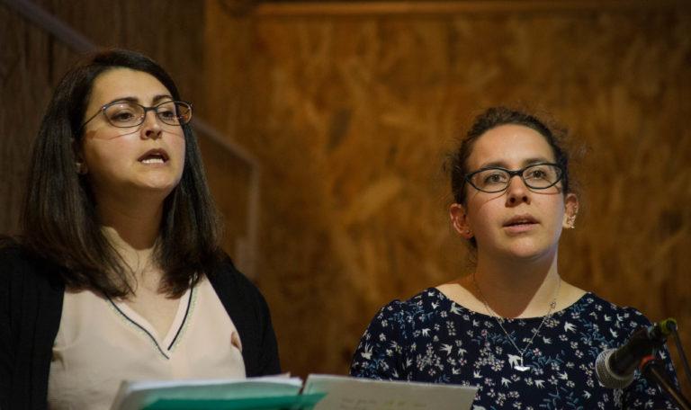 Veillée de chant, conte et musique @ Médiathèque