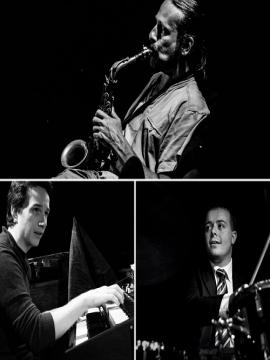 Jazz au Ciné Manivel : Gaël Horellou Organ Trio @ Ciné Manivel