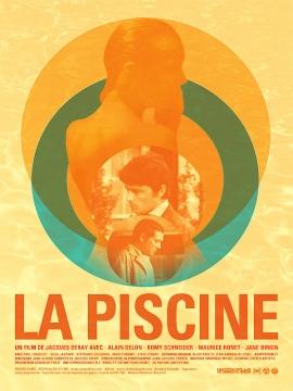 """""""La Piscine"""" en version restaurée @ Ciné Manivel"""