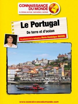 Connaissance du monde : Le Portugal, de terre et d'océan @ Ciné Manivel
