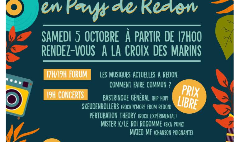 Forum et Concerts @ La Croix des Marins