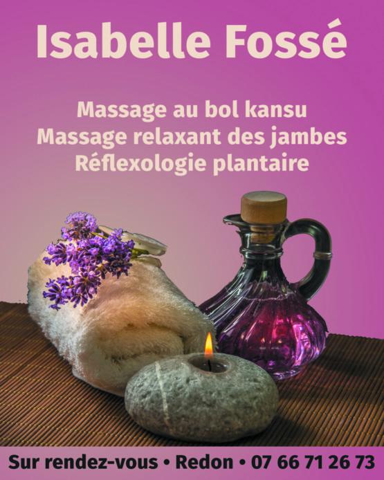 Isabelle Fossé (massage-réflexologie)
