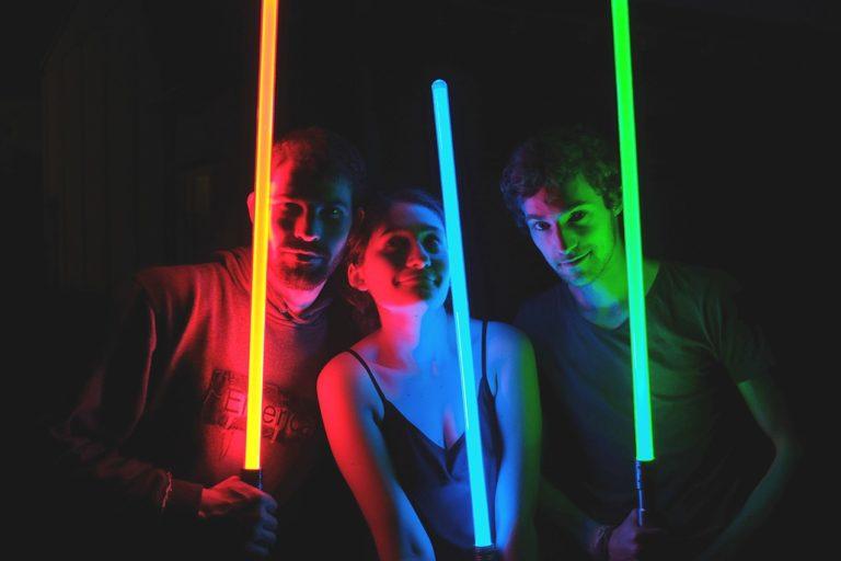«On est des Jedi!»
