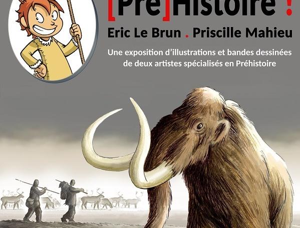 Exposition [Pré]Histoire @ Médiathèque