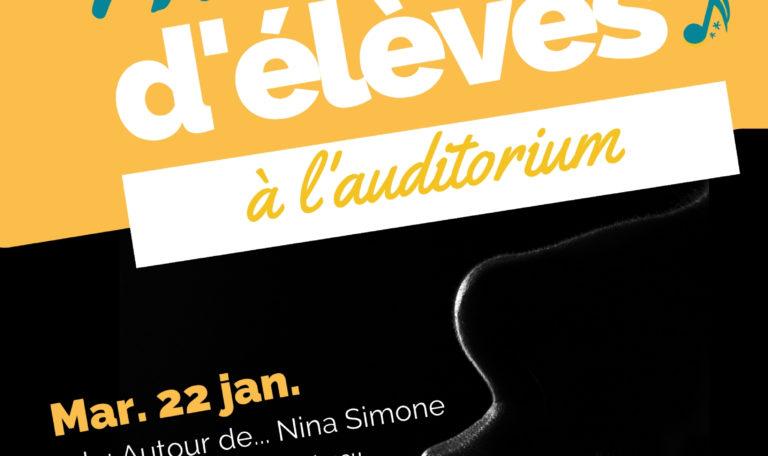 Audition spéciale autour de Nina Simone @ Le 7