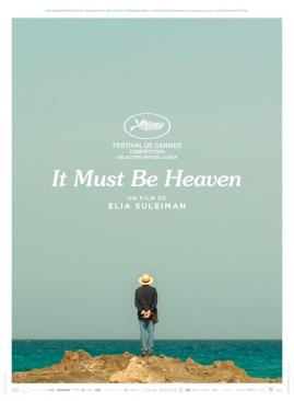 """Séance spéciale """"It must be heaven"""" @ Ciné Manivel"""